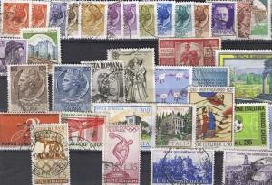 Collezionando francobolli