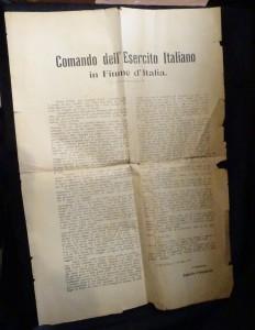 1919 D'Annunzio