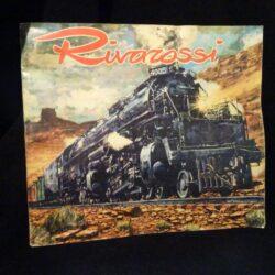Catalogo delle parti di ricambio – Rivarossi – 1966