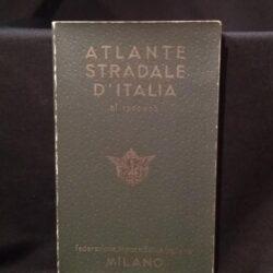 Atlante stradale d'Italia – Federazione Motociclistica Italiana – Milano – 1950