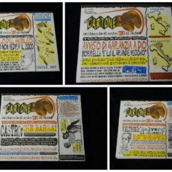 Lotto Il Cartone – Settimanale di Satira NON di regime – 1996