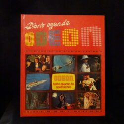 Diario agenda ODEON – Tutto quanto fa spettacolo – 1977 RAI