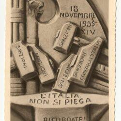 Mastroianni Domenico – 1935 Italiani Ricordate – Catalogo Filagrano I.P. 2014/2015
