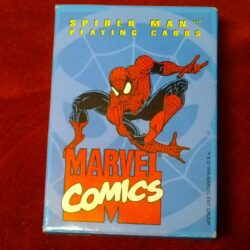 Spider Man – Playing Cards – Marvel Comics – MODIANO 1994