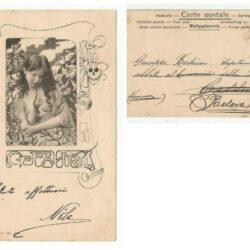 Cartolina A. Sock, Wien I., Fec. Ch. Scolik, k.u. k. Hofphotogr.,Wien VIII. Alle Rechte vorbehalten – Collection Vlan Nr 249