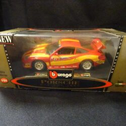 Porche GT 3 CUP 1997 Burago – cod 1573 Bijoux Collection