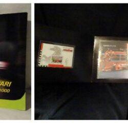 FDC Ferrari campioni del mondo 2000
