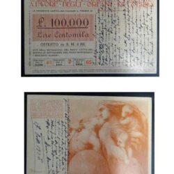 Cartolina illustratore Castiglioni Giannoni