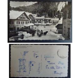 Cartolina Madonna di Campiglio – Dolomiti Brenta