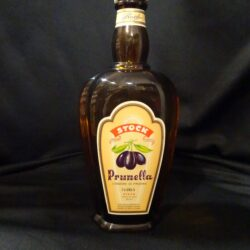 Stock Prunella – Liquore di prugna – Lt 0,75 – Sigillo Stella