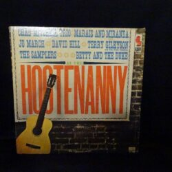 Chad Mitchell Trio and others at the Hootenanny – Kapp – Mono KL 1330 – 1963