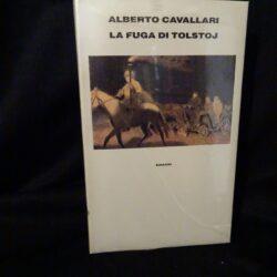 La fuga di Tolstoj – Alberto Cavallari