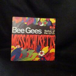 Bee Gees Barker of the U.F.O – 45 giri