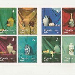 Spagna 2004 Libretto Ceramiche 3710 nuovo