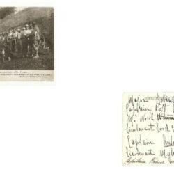 Cartolina Comitato Corredi Antiparassitari per soldati – Milano