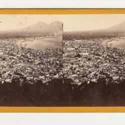 Stereoview Vues dìItalie – Naples – 4