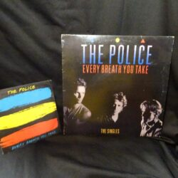 Lotto The Police – Every breath you take vinile