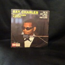 Ray Charles Together again – 45 giri