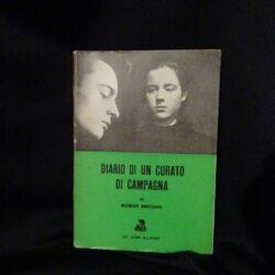 Diario di un curato di campagna – Robert Bresson – Edizioni dell'Ateneo 1953