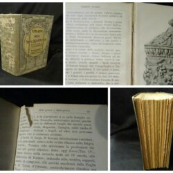 A.Melani – Manuale d'arte decorativa antica e moderna- Hoepli 1907 – 2°edizione rinnovata
