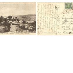 Cartolina Pian del Voglio – Stazione Climatica m 612 – Panorama
