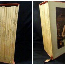Seminari d arte – John Canaday – Utet 1965 – Vol 1-12 -Versione Italiana a cura di guido Errante
