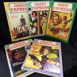 Lotto Orient Express 1983 N° 7-9+11-12 –  Berardi, Pandiani, Tacconi, Milazzo, Zaniboni, D'Antonio; Deltessa, Baldazzi, Cavezzali