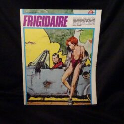 Frigidaire N°22 – Primo Carnera Editore 1980