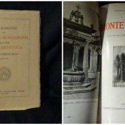 Pubblicandosi la centesima monografia della serie Italia artistica diretta da Corrado Ricci – Istituto Italiano d'Arti Grafiche. Editore – Bergamo 1930