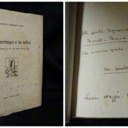Fra l'arringo e la selva – Mansueto Lombardi – Lotti – Giusti edit. 1933 Dedica Autografo