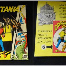 Tex Satania! N°5 Luglio 1964 – L.350