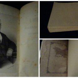 Il conte di Cavour ricordi biografici per Giuseppe Massari Torino – 1873