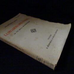 Francesco Nitti – La decadenza dell'Europa Le vie della ricostruzione – Firenze Bemporad Editore 1922