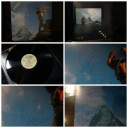 Vinile Depeche Mode Construction Time Again – Mute Records 1983 Firmato dai 4 membri della band