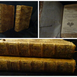 Introduction a l'étude des corps naturels tirés du régne végétal – Vol. 1-2 – Paris 1773