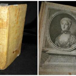 Il calvario poema di Giovanni Ranieri Rastrelli – Napoli 1777