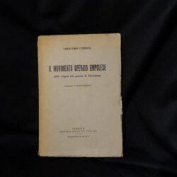 Il movimento operaio empolese – Libertario Guerrini – Firenze Edizioni Rinascita Toscana 1954