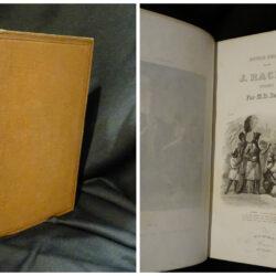 Oeuvres choisies de j. Racine avec la vie de l'auteur et des notes extraites de tous les commentaires par M.D.Saucié – Tours 1862