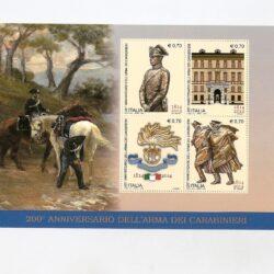 Italia 2014 Foglietto Il Senso Civico – nuovo