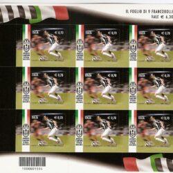 Italia 2013 Minifogli Campionato Italiano di calcio 2012-2013 – nuovo