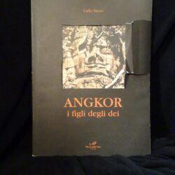 Carlo Sacco – Angkor i figli degli dei – Masso delle Fate Edizioni 1997