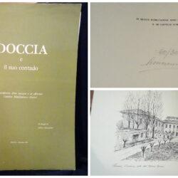 Doccia e il suo contado L'ambiente dove nacque e si affermò l'antica Manifattura Ginori 10 disegni di Anna Mannini – 1971