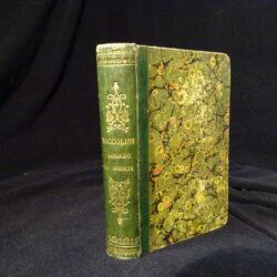 Arnaldo da Brescia tragedia di Gio. Bett. Niccolini – 1843 Marsiglia Tipografia degli eredi Feissat maggiore e Demonchy
