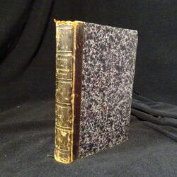Les philosophes francais  du XIX siecle par H. Taine Paris – Hachette 1857