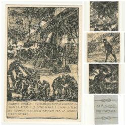 Cartoline Ai soldati della 3° Armata – Lotto 12 cartoline