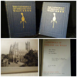 The cathedrals of England and Wales – Cassel and Company, 1906 – 2 volumi