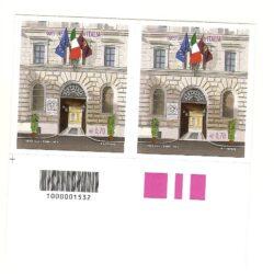 Italia Repubblica 2013 Le Istituzioni 41° emissione Questure d'Italia