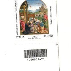 Italia Repubblica 2012 Natale