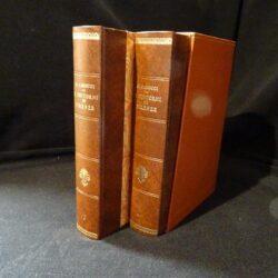 Guido Carocci I dintorni di Firenze – Roma 1968 Ristampa anastatica – 2 vol.