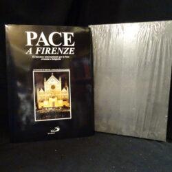 Pace a Firenze IX Incontro Internazionale per la Pace  Edizioni San paolo 1996